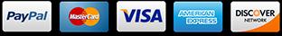 PayPal, Lastschrift, Kreditkarte oder Kauf auf Rechnung (wenn verfügbar)